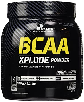 OLIMP BCAA Xplode Powder Cola, 1er Pack (1 x 500 g)