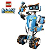 LEGO Boost Creative Toolbox 17101 Fun Robot Building Set and Educational Coding Kit for Kids, Award-Winning STEM Learning Toy (847 Pieces) (Color: Multicolor)