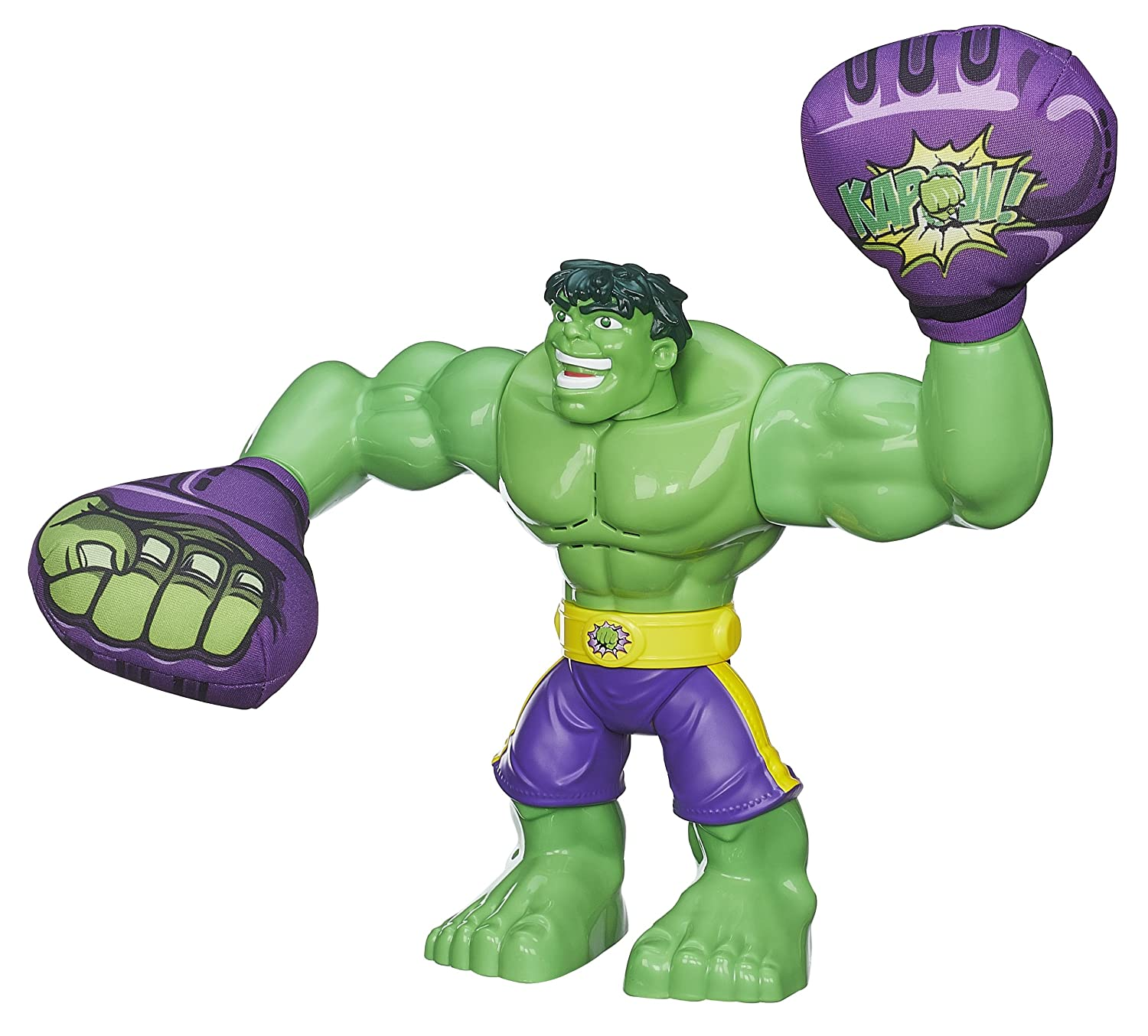 PLAYSKOOL HEROES MARVEL SUPER HERO ADVENTURES SMASH ACTION HULK FIGURE jetzt bestellen