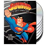 Amazon: Superman The Animated Series Complete Collection DVD $18.99 (was $62.48) (Black Friday/Cyber Monday)