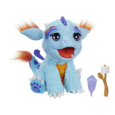FurReal Friends Torch, Mon Dragon magique