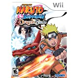 Naruto Shippuden: Dragon Blade Chronicles - Nintendo Wii (Color: One Color, Tamaño: One Size)