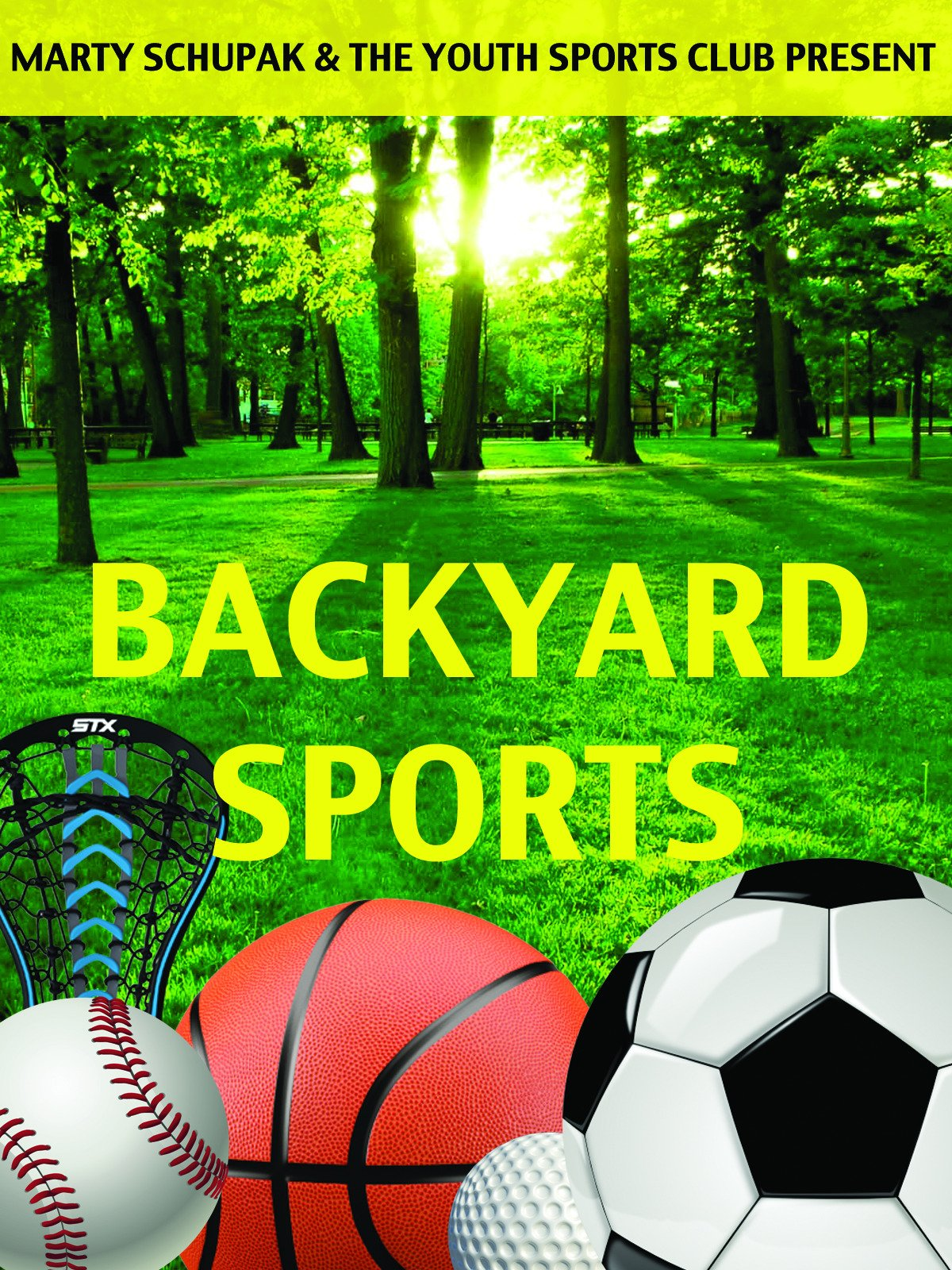 Backyard Sports on Amazon Prime Video UK