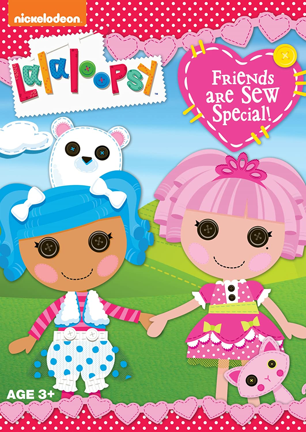 http://www.amazon.com/Lalaloopsy-Friends-Are-Sew-Special/dp/B00GLPYVS0/