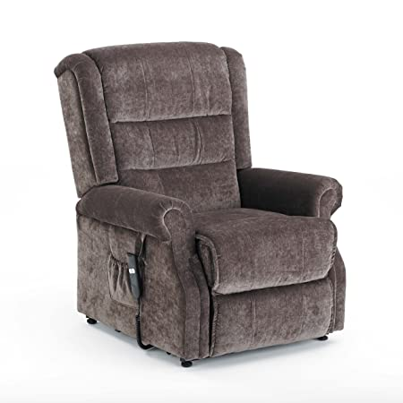 Joynson Holland Recliner 804 Single Motor, Viscosity Mink