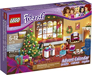LEGO Friends Advent Calendar 218 Pc. Building Kit