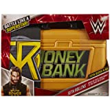 WWE Seth Rollins Dress Up With Foam Money In The Bank Briefcase