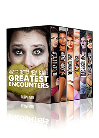 Monster Erotica Mega Bundle: Greatest Encounters