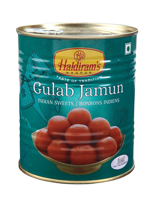Haldirams Gulab Jamun, 1kg By Amazon @ Rs.180