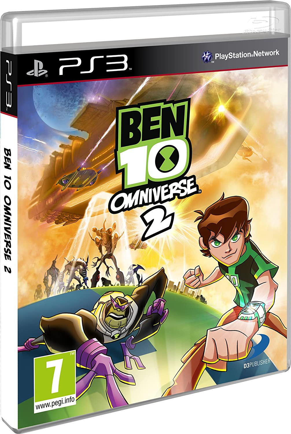How to download this game??? - Ben 10 Ultimate Alien ...