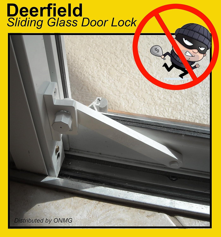 Deadbolt Locks For Sliding Glass Doors Deerfield Sliding Glass Door