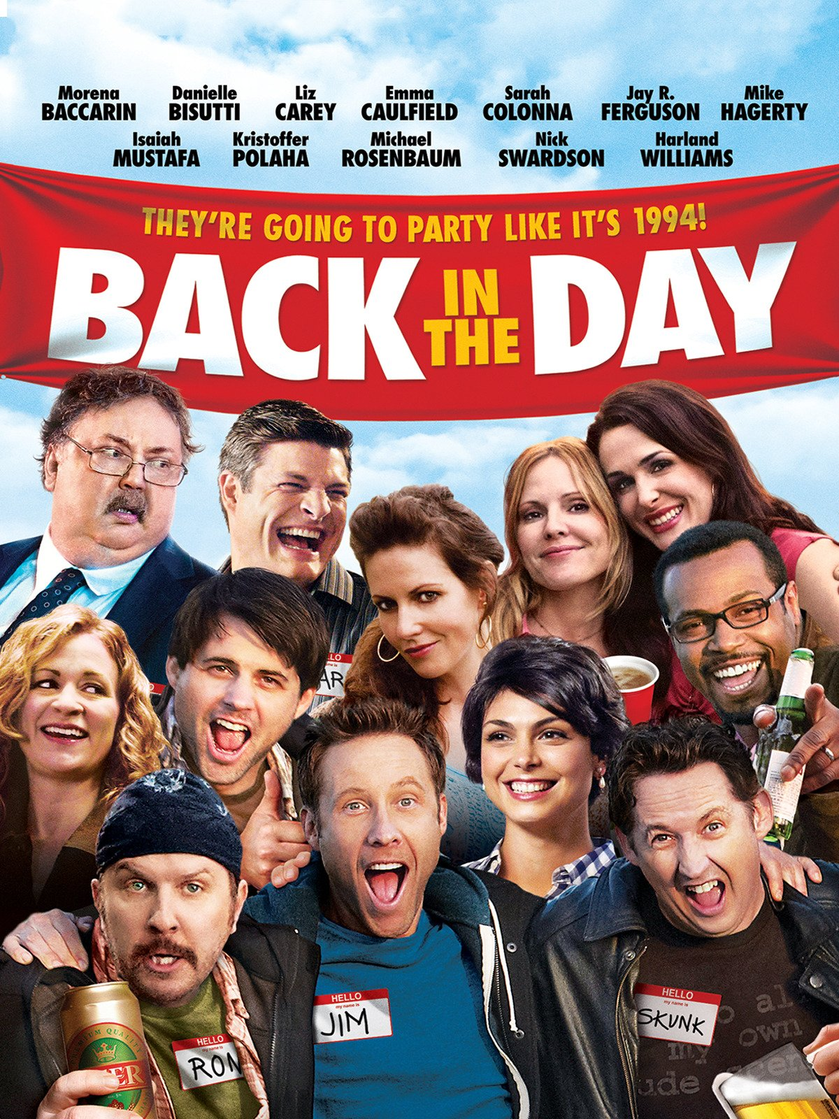 Back in the Day on Amazon Prime Instant Video UK