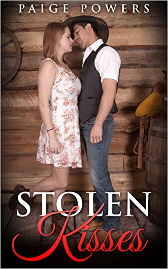 Stolen Kisses: Western Romance (Leap of Love Series Book 2) written by Paige Powers