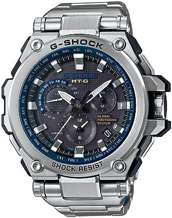 【クリックでお店のこの商品のページへ】[カシオ]CASIO 腕時計 G-SHOCK MTG GPSハイブリッド電波ソーラー MTG-G1000D-1A2JF メンズ: 腕時計通販