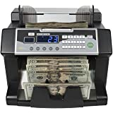 Royal Sovereign High Speed Bill Counter with UV, MG, IR Counterfeit Bill Detector & Front Loader (RBC-3100)