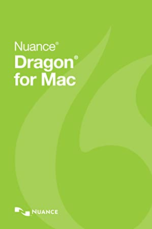 Dragon for Mac 5.0, English [Download]