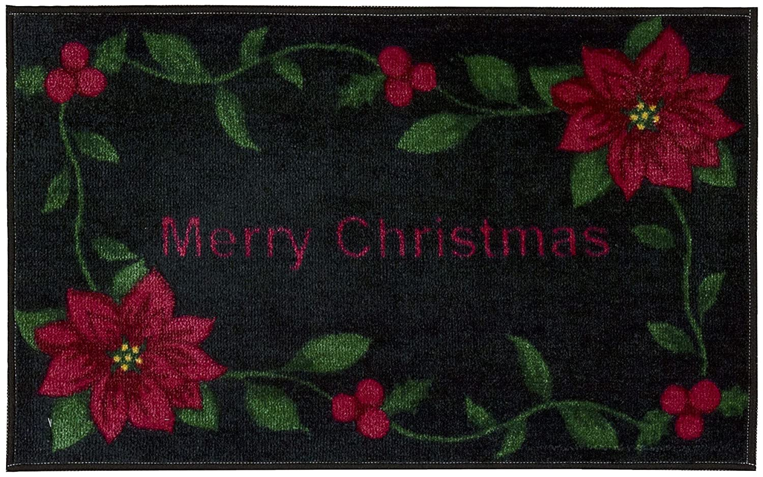 Poinsettia Floor Mats And Rugs Christmas Wikii