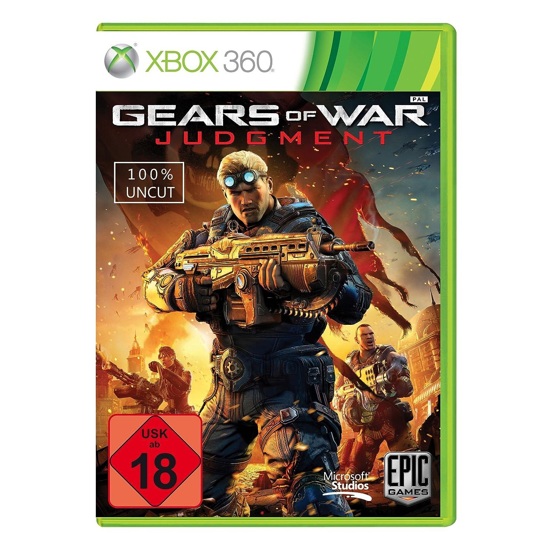 Gears of War: Judgement (uncut)