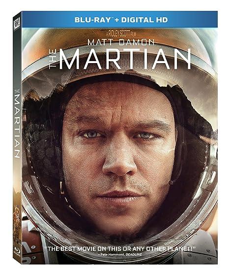 The Martian [Blu-ray + Digital HD]