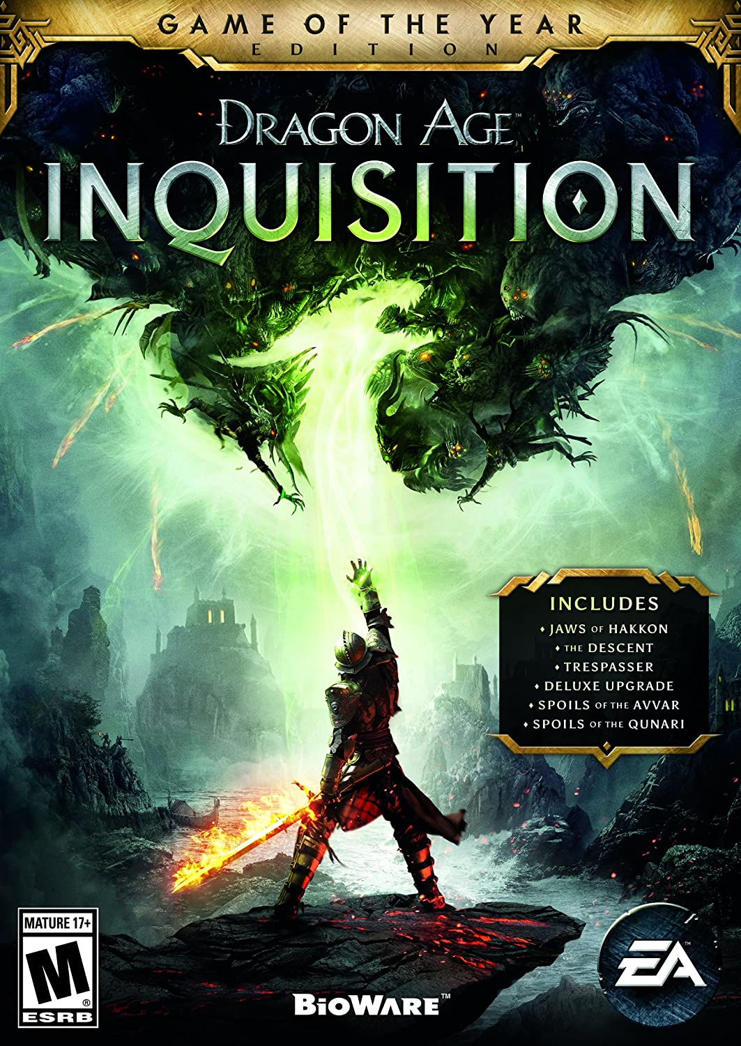 Dragon Age: Inquistion - Game of the Year Edition - PC (Digital Code)