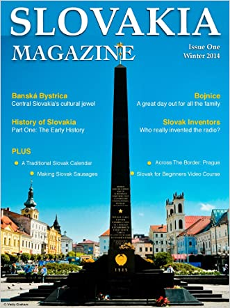 Slovakia Magazine: Issue One