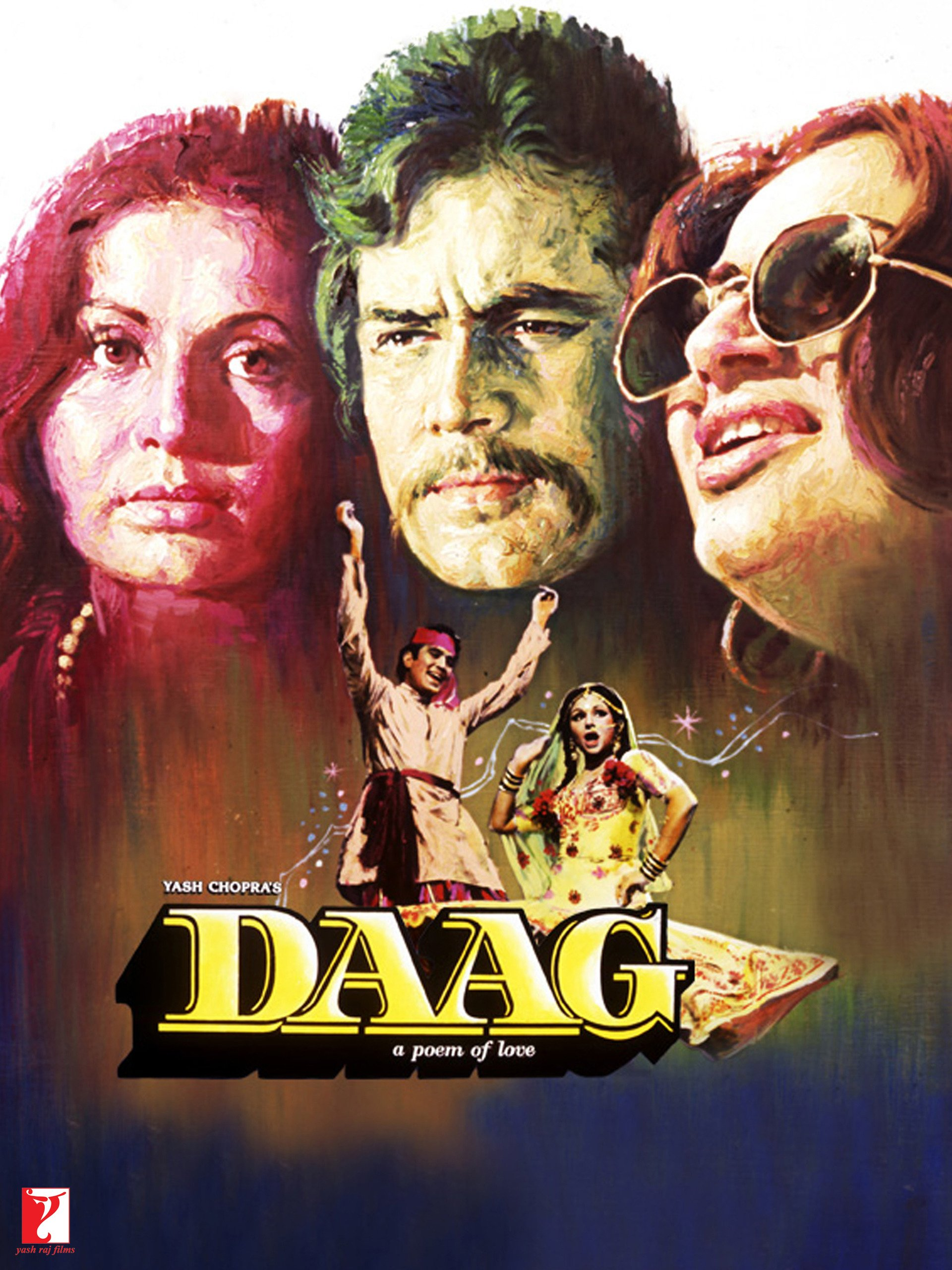 Daag on Amazon Prime Video UK