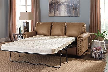 Lottie DuraBlend Almond Full Sofa Sleeper