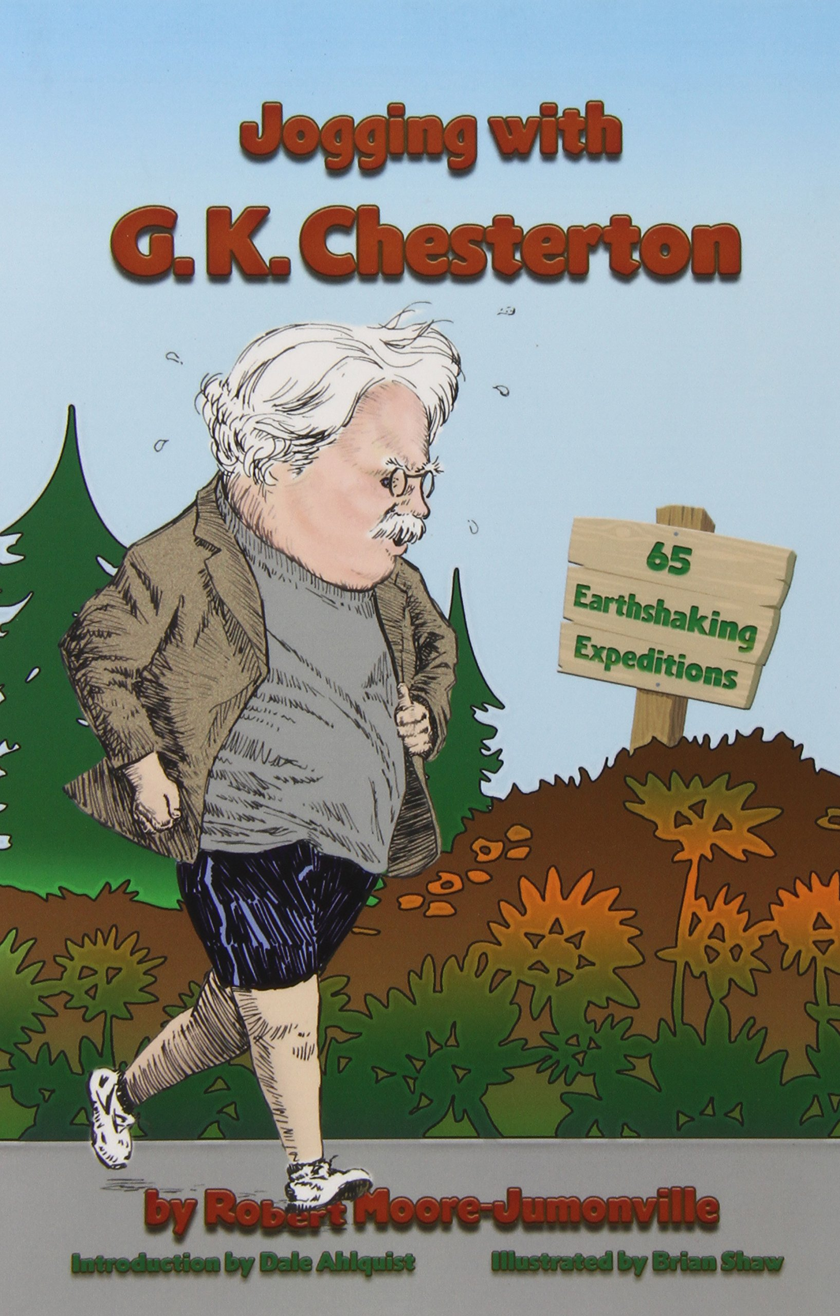 Jogging with Chesterton