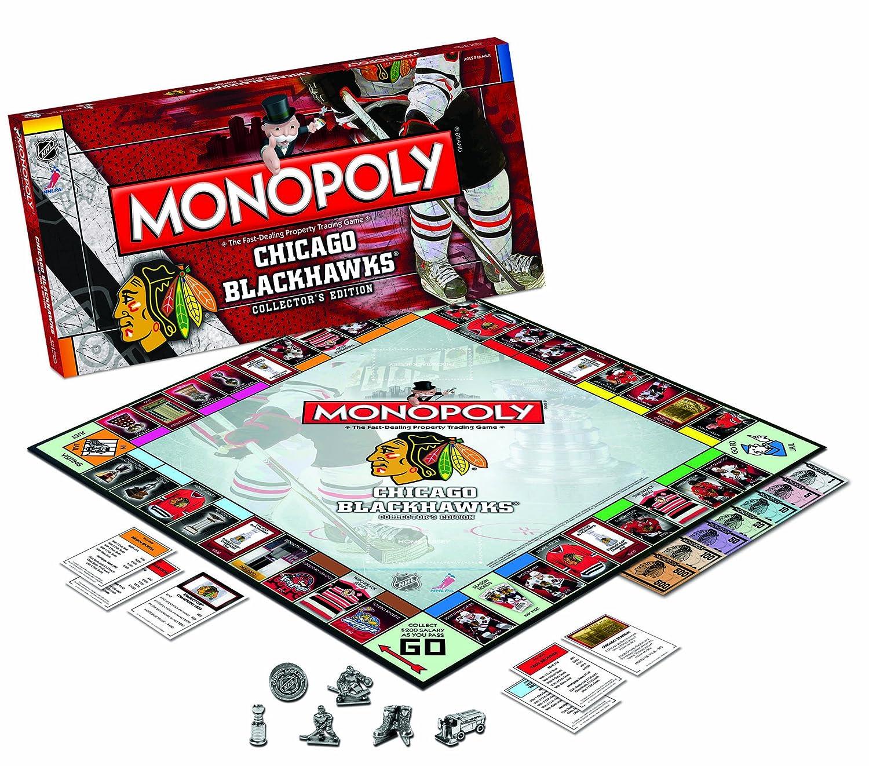 Monopoly Chicago Blackhawks