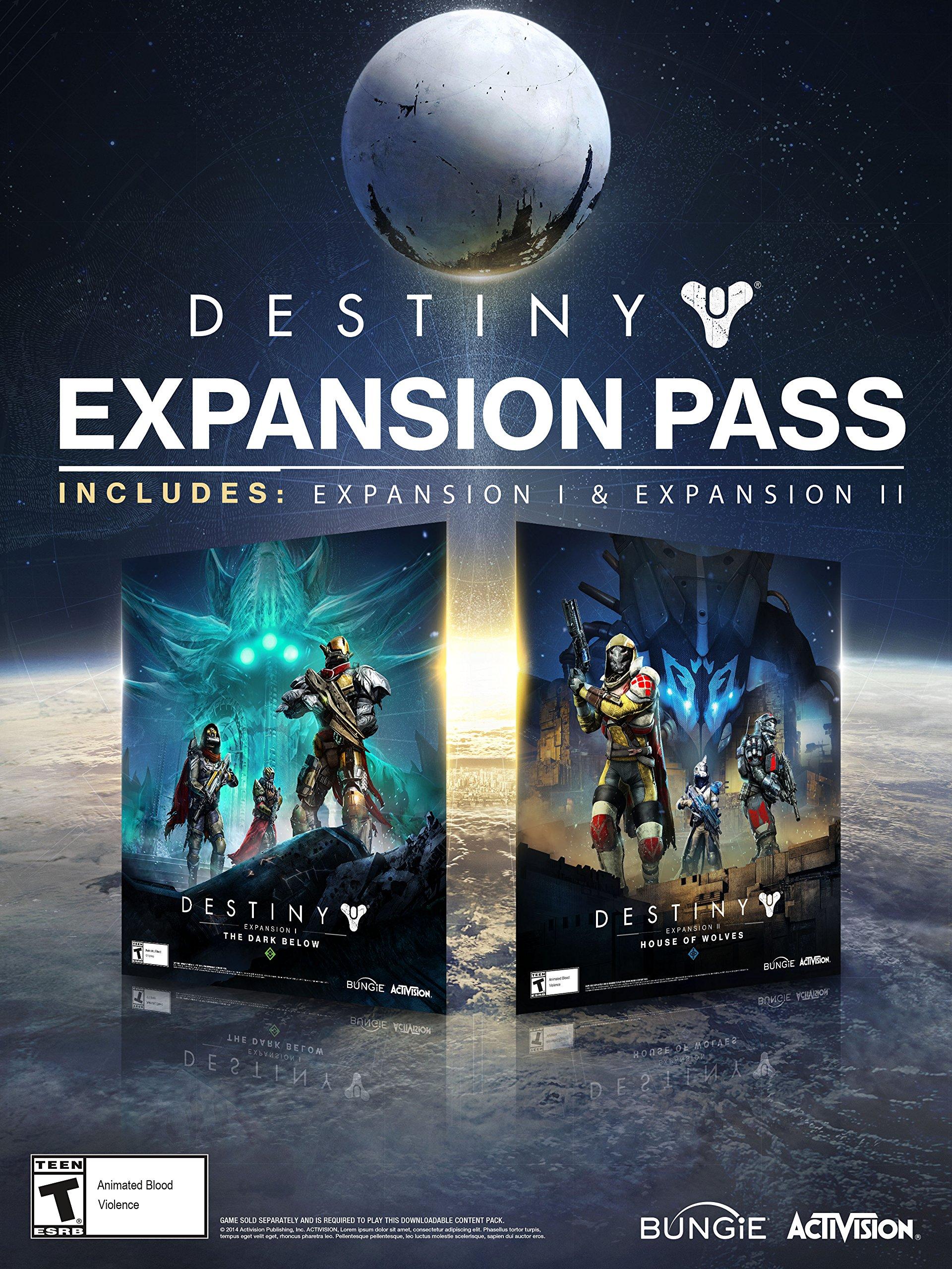 Destiny Taken Cards