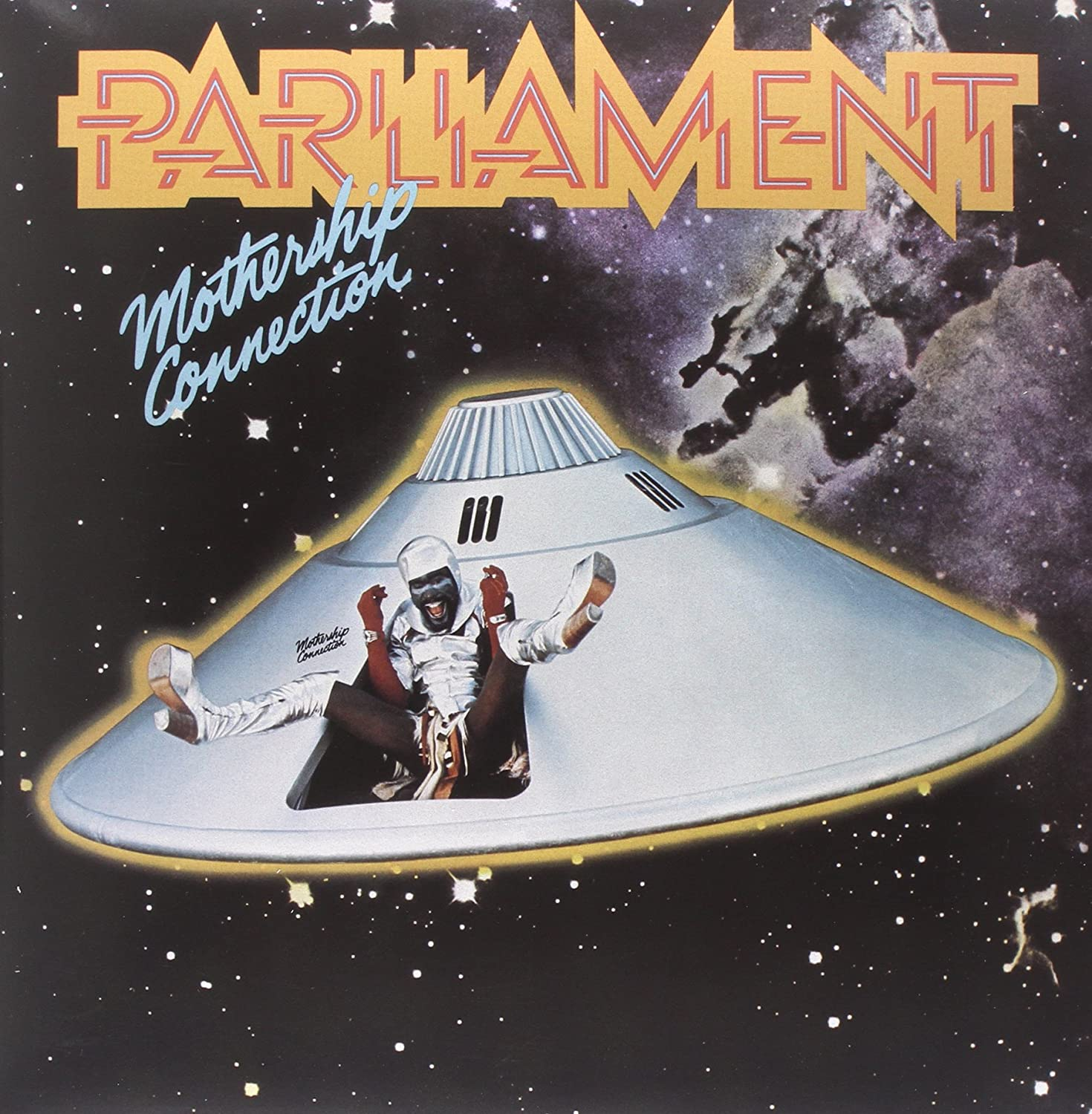 Parliament Mothership Connection Records Lps Vinyl And