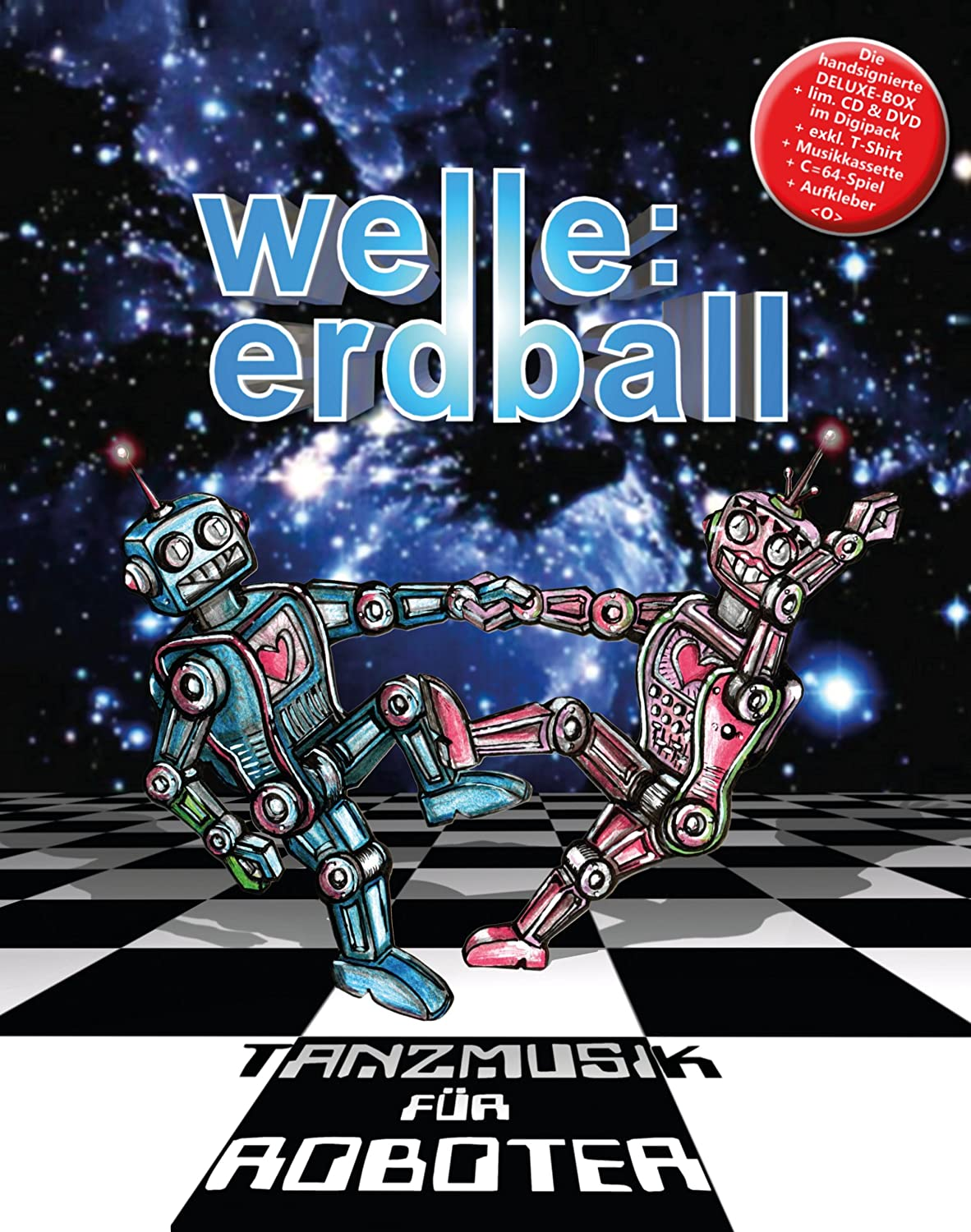 Welle Erdball-Tanzmusik Fuer Roboter-DVD-Limited Edition-2014-FWYH Download
