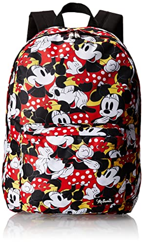 Disney Minnie Polka Dots All Over Print Backpack