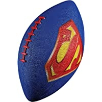 Franklin Sports Mini Rubber Football (Superman)