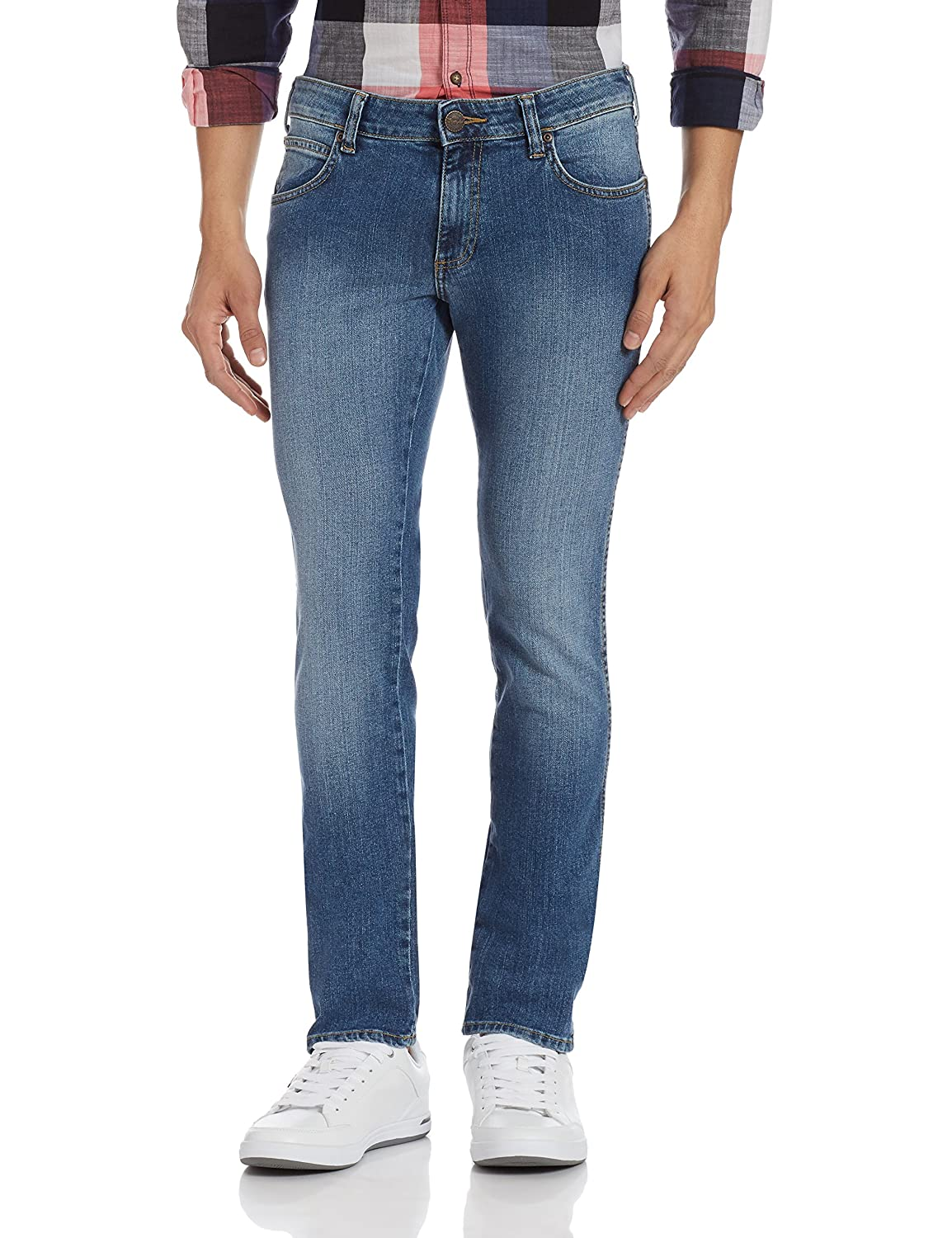 Academy Sports & Outdoors offers the Magellan Outdoors Men's 5-Pocket Jeans in Boot Cut (Dark Star pictured), Classic Fit, Loose Fit, or Relaxed Fit for $ plus $ for shipping. That's up to $5 off and the best price we could find, although we saw the boot cut jeans for $9 less the week of Black Friday.