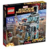 LEGO Super Heroes Attack on Avengers Tower 76038 (Color: Multicolored)
