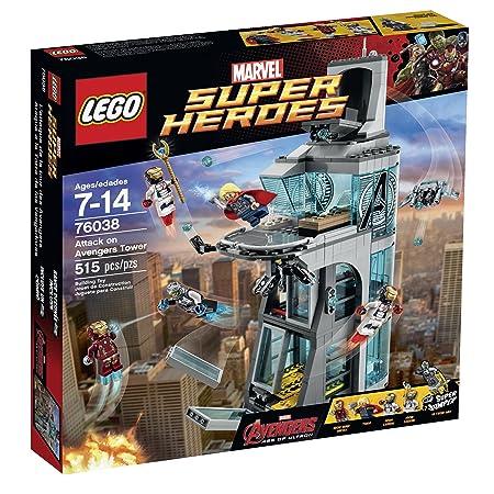 LEGO Super Heroes 76038 Attaque de la Tour