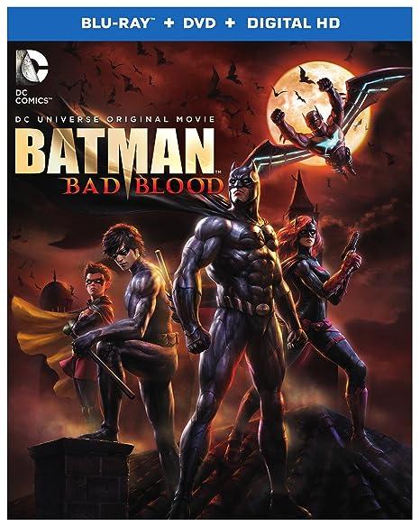 Batman: Bad Blood (Blu-ray + DVD + Digital HD UltraViolet Combo Pack)