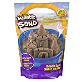 Kinetic Sand The One Only, 3lbs Beach Sand Ages 3 Up (Color: Multicolor)