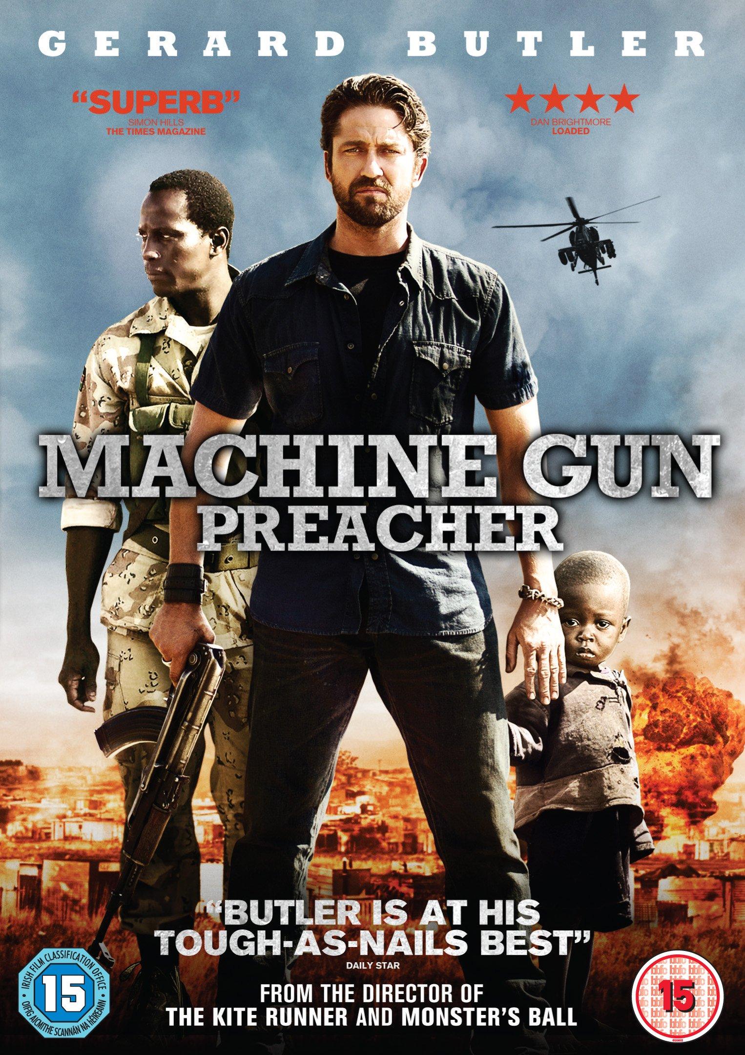 Machine Gun Preacher Dvdrip Xvid-Target
