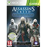 Assassin's Creed Heritage Collection (Includes Five Games) [XBOX 360] NEW