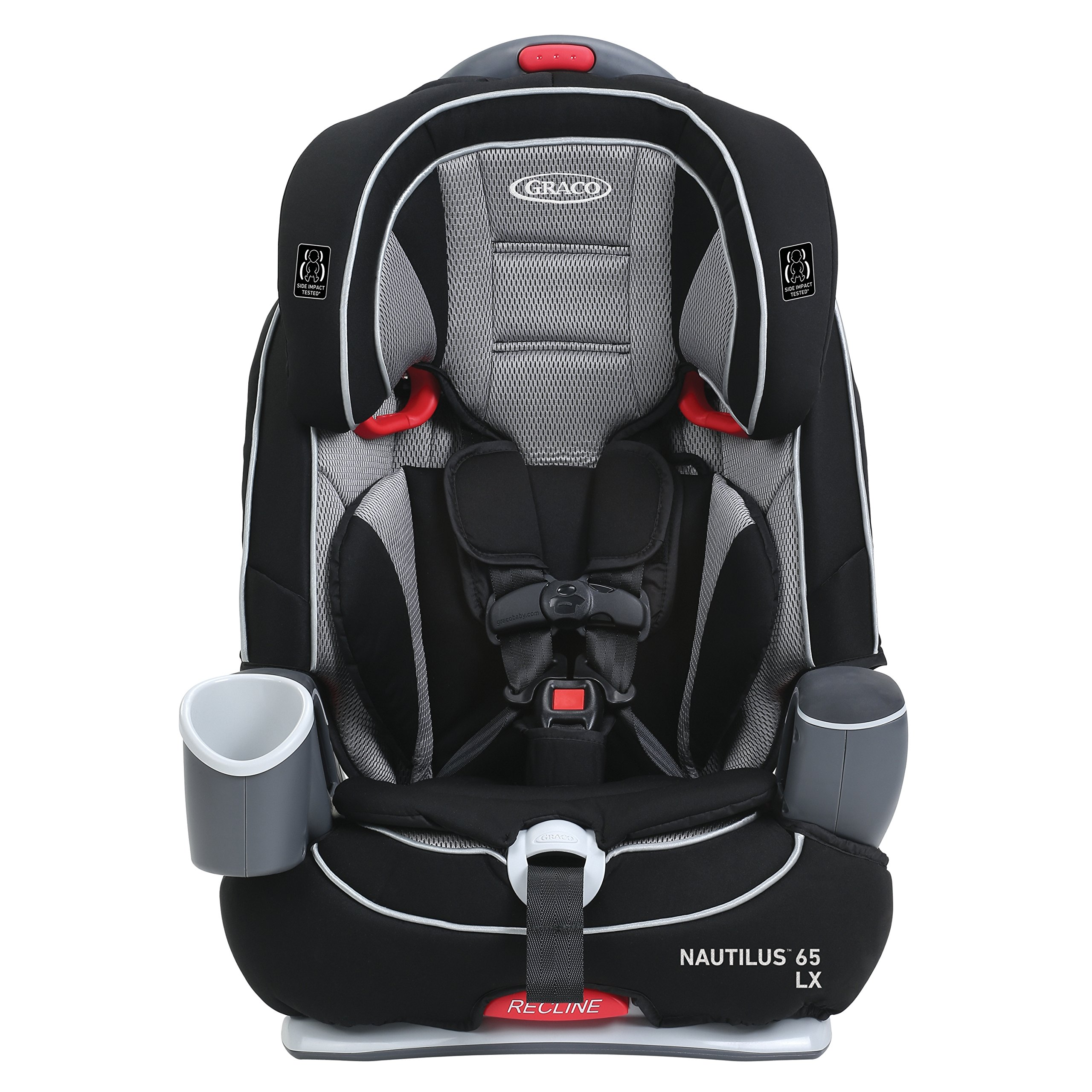 graco nautilus 65 lx 3 in 1 harness booster matrix us. Black Bedroom Furniture Sets. Home Design Ideas