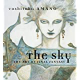 The Sky: The Art of Final Fantasy Slipcased Edition (Color: multi-colored)