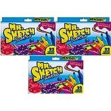Mr. Sketch Chiseled Tip Marker (2054594) Pack of 3