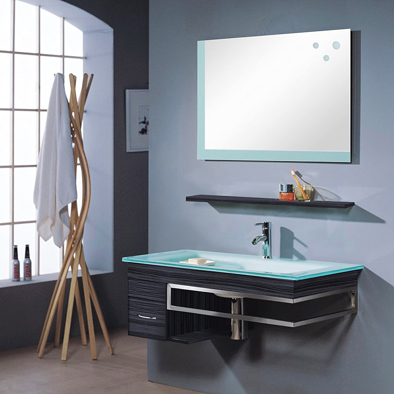 Badmöbel Set Badezimmerschrank