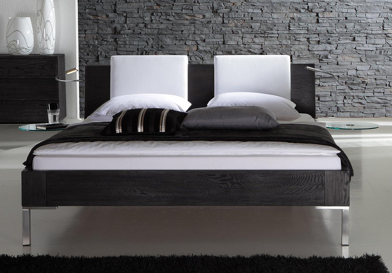 Stilbetten Bett Holzbetten Artemis Eiche Graphit geölt 180×200 cm bestellen