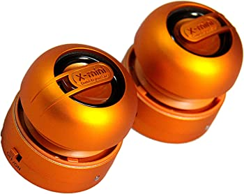 X-Mini Max Stereo Speakers