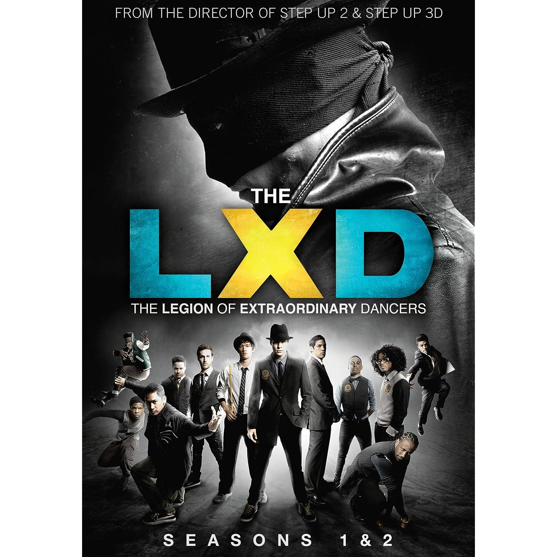 LXD Season 1 and 2 on DVD