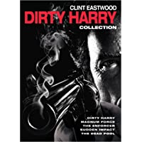 Dirty Harry Collection: Dirty Harry / Magnum Force / The Enforcer / Sudden Impact / The Dead Pool on DVD