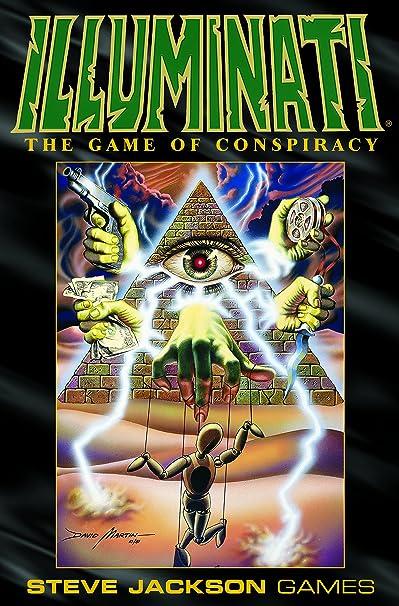 Illuminati Le jeu des conspirations